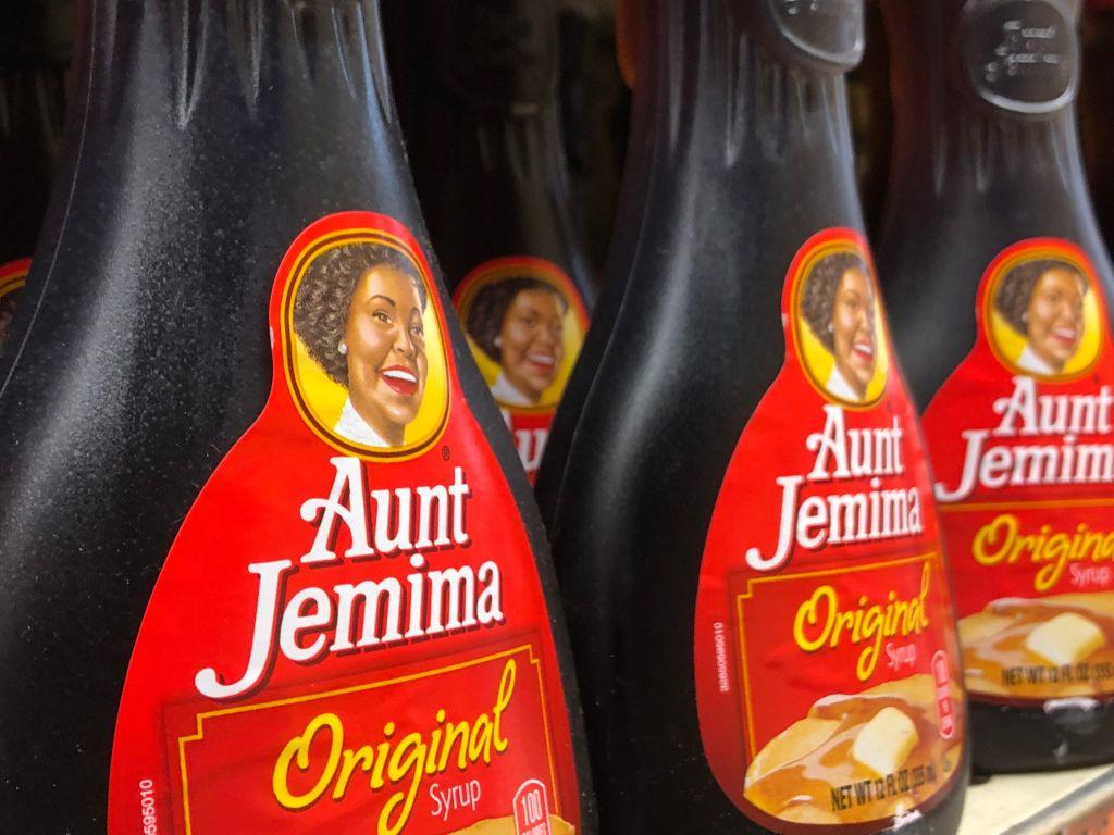 Racism debate - Aunt Jemima