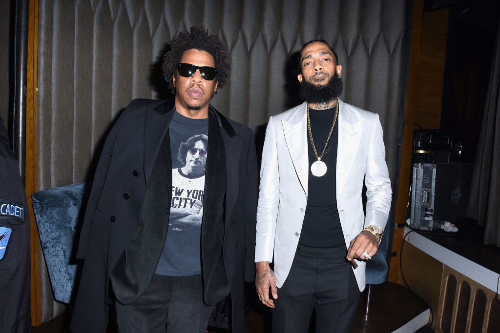 PUMA x Nipsey Hussle 2019 Grammy Nomination Party