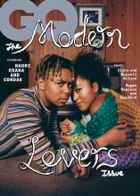 Cordae and Naomi Osaka Cover GQ's Modern Lovers issue