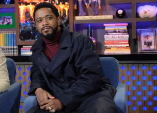 LaKeith Stanfield on Watch What Happens Live With Andy Cohen