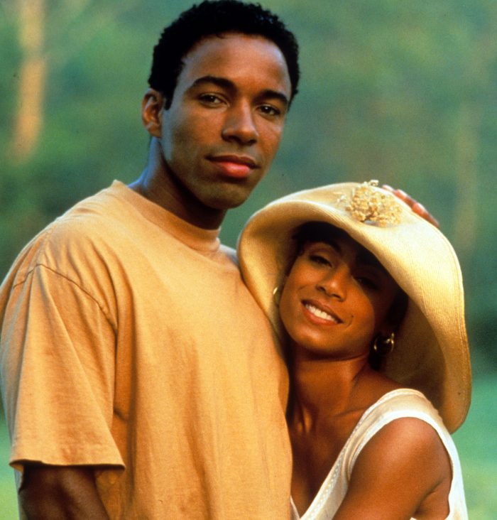 Allen Payne And Jada Pinkett Smith In 'Jason's Lyric'
