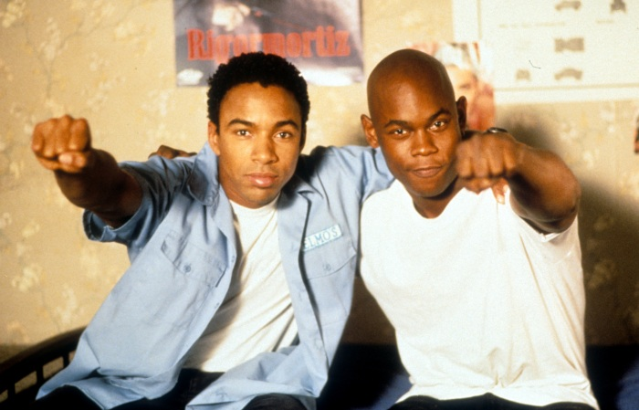 Allen Payne And Bokeem Woodbine In 'Jason's Lyric'
