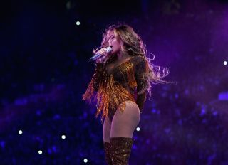 """Beyonce And Jay-Z """"On The Run II"""" Tour - Los Angeles"""
