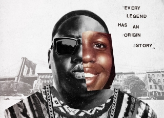 Biggie Smalls I Got A Story To Tell Key Art and Production Stills