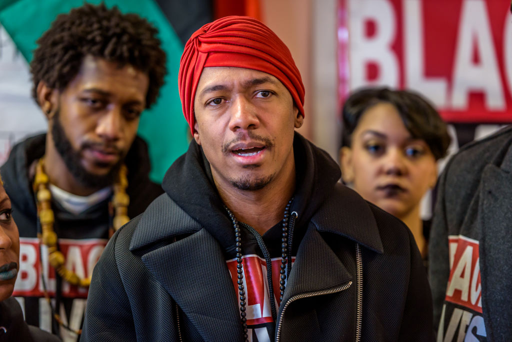 "Nick Cannon's NEW Baby Mama Abby De La Rosa Reveals The Gender Of Her ""Ncredible"" Twin Embryos"