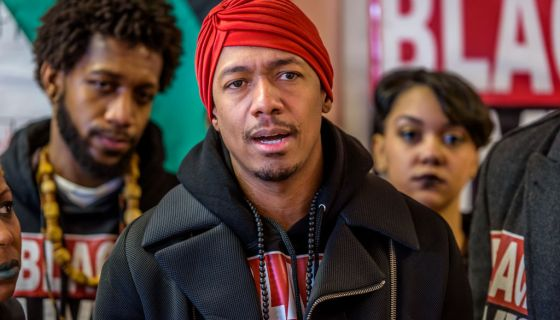 """Nick Cannon's NEW Baby Mama Abby De La Rosa Reveals The Gender Of Her """"Ncredible"""" Twin Embryos"""