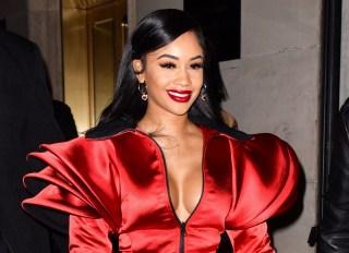 Saweetie Celebrity Sightings in New York City - February 7, 2020