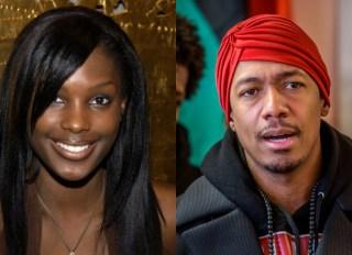 Lanisha Cole, Nick Cannon