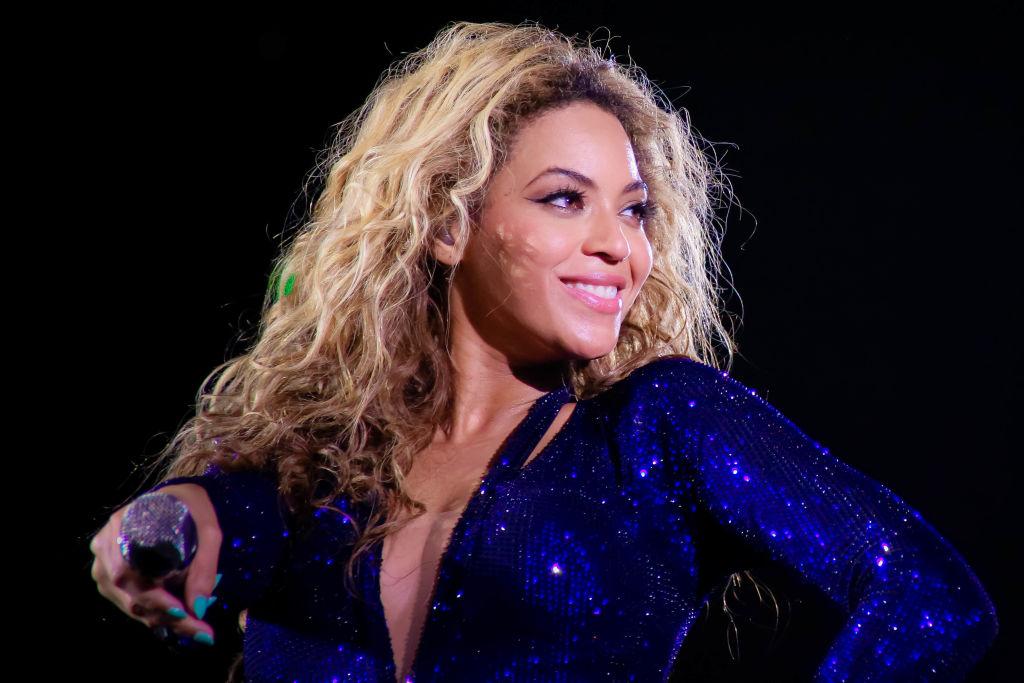 Beyoncé in concert in Milan 2013