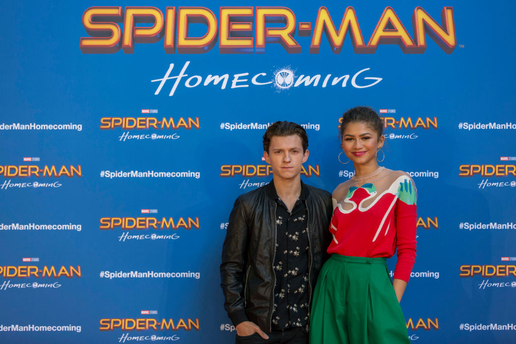 "Barcelona Photo Call - ""SPIDER-MAN: HOMECOMING"""