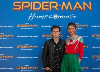 Spider Man Homecoming Press Shot