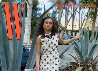 W Magazine 2021 Best Performances Portfolio features Tessa Thompson, Andra Day, Lakeith Stanfield, George Clooney, Vanessa Kirby and Riz Ahmed on Covers