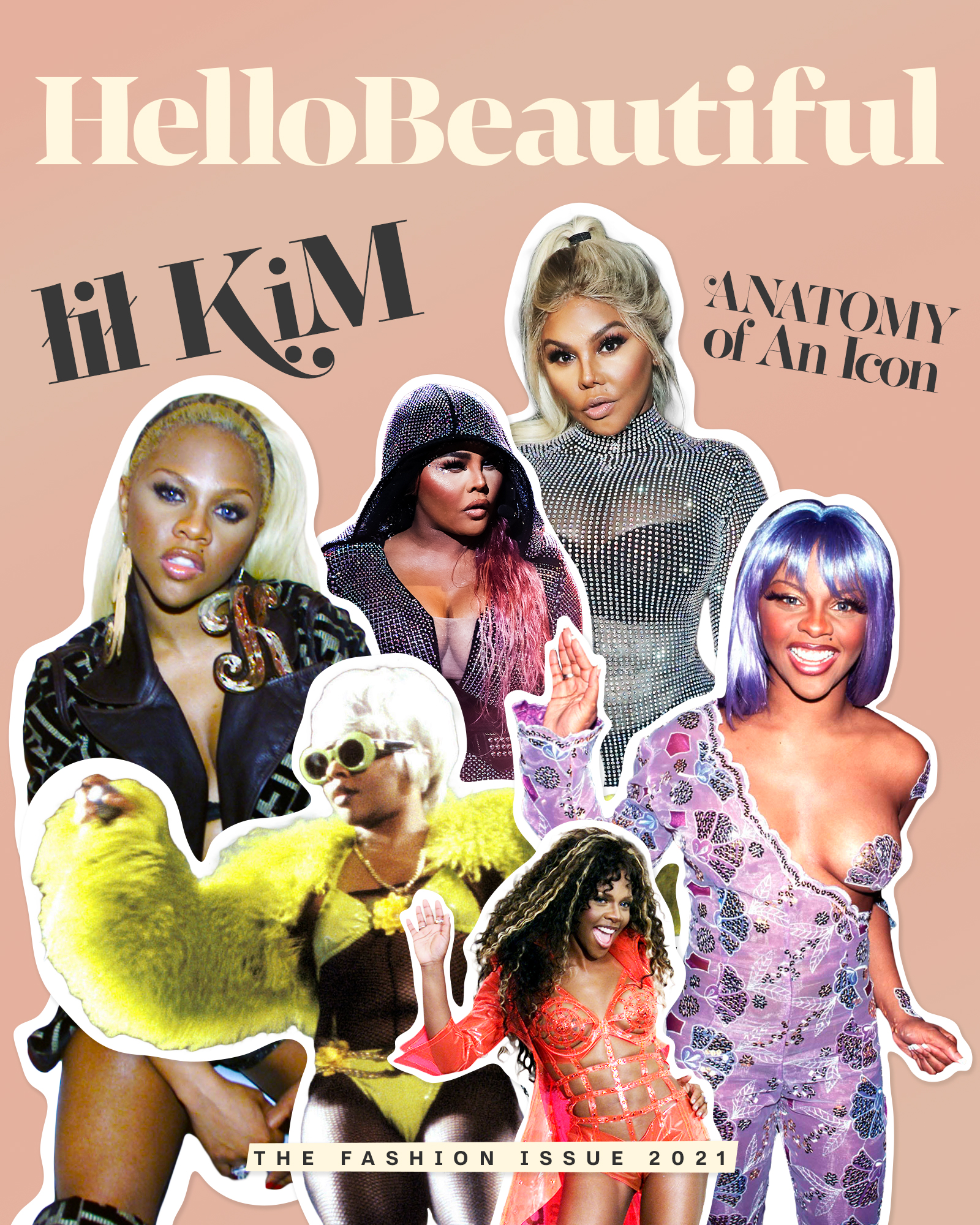 Bow Down: 'HelloBeautiful' Details Lil Kim's Royal Rise In 'Anatomy Of An Icon' Issue