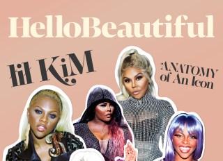 Lil Kim x Hello Beutiful