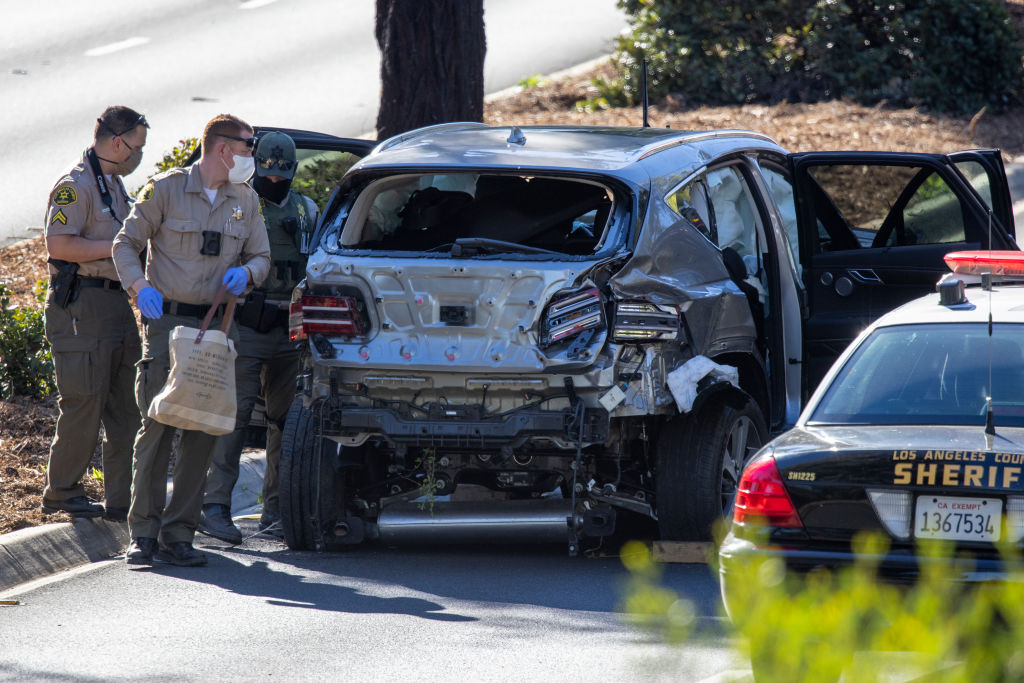 Tiger Woods Will Not Face Criminal Charges In Leg-Breaking Car-Flipping Accident Says L.A. Country Sheriff