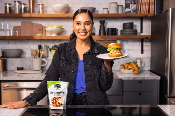 Ayesha Curry So Delicious assets