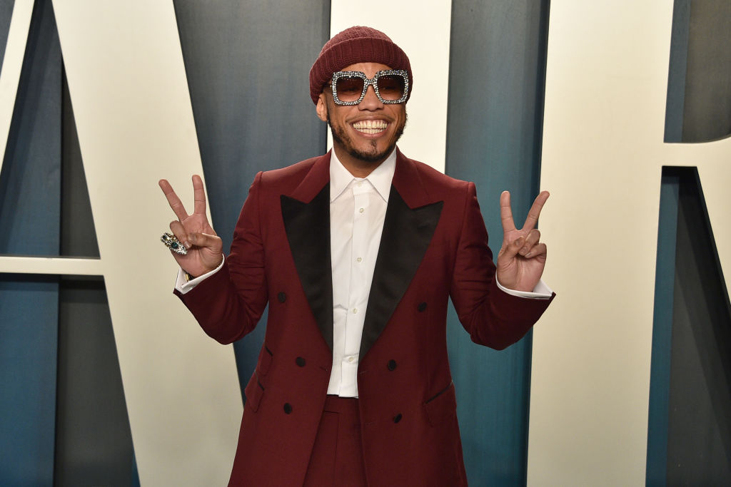 Bruno Mars & Anderson .Paak Announce New Band Silk Sonic, First Song To Drop Next Friday