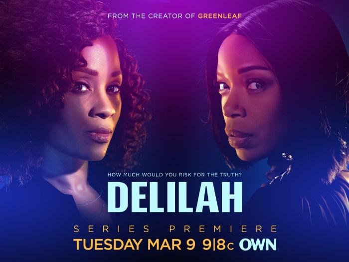 Official Delilah trailer assets