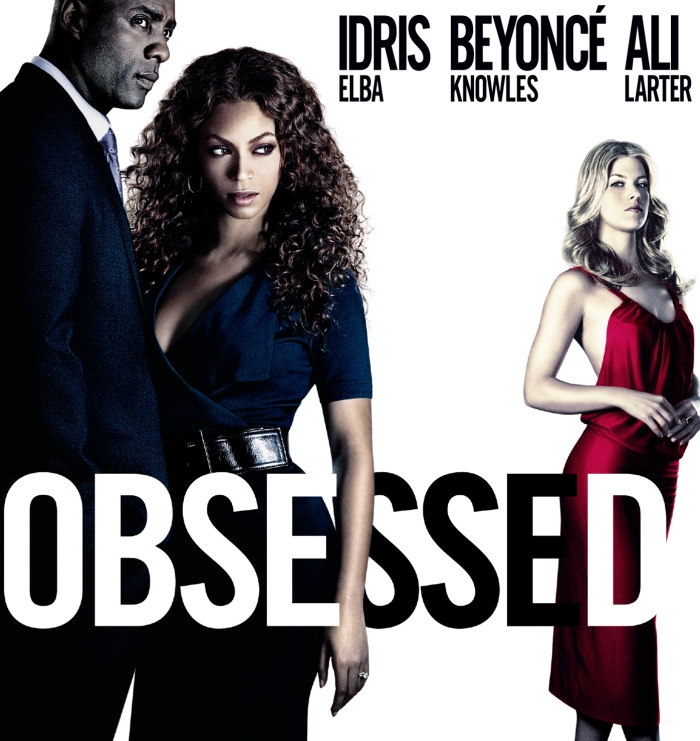 """Obsessed"" poster"