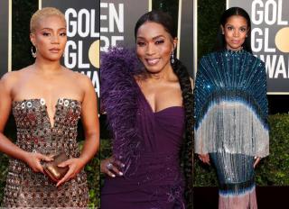 Tiffany, Angela, Susan, Golden Globes