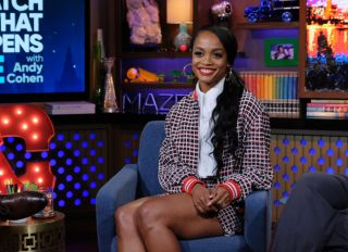 Rachel Lindsay on Watch What Happens Live!