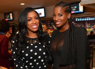 Porsha Williams and Shamea Morton