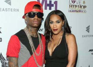 Soulja Boy and Nia Riley
