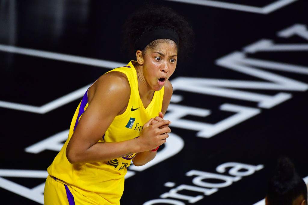Los Angeles Sparks v Dallas Wings