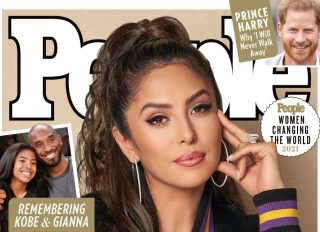 Vanessa Bryant covers PEOPLE Magazine