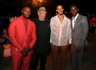 """Premiere Of FX's """"Snowfall"""" Season 3 - After Party"""