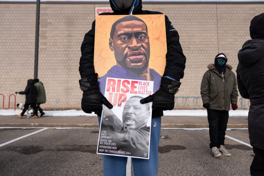 Martin Luther King Jr. Day Rally And March In St. Paul