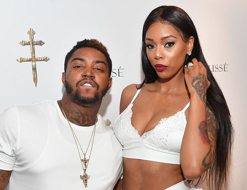 "Yiikes: Bambi Threatens Woman Throwing Cake At Scrappy, ""You Wanna Get Yo A** Beat!"""