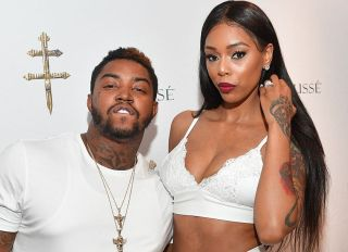 Lil Scrappy and Bambi