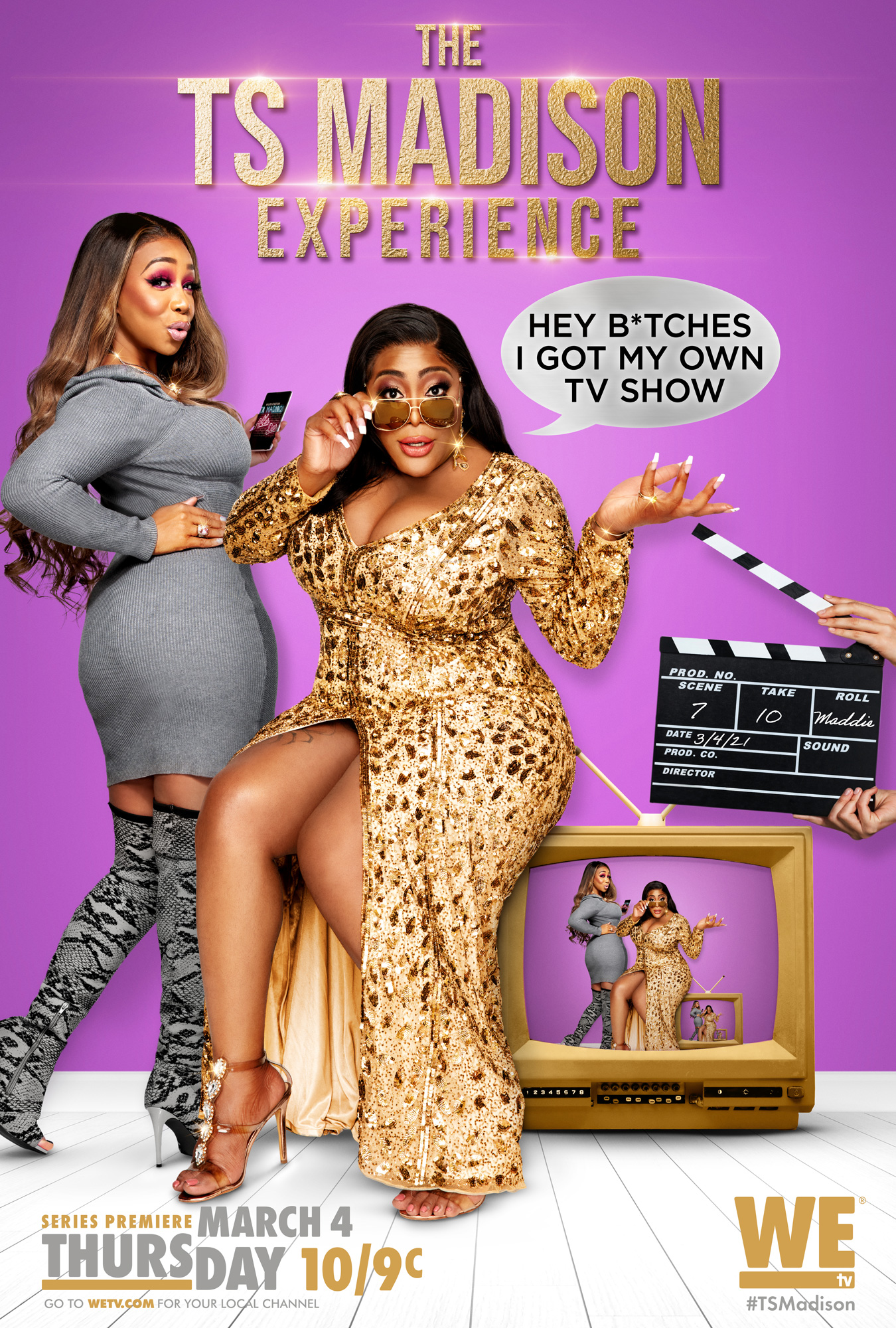 "Exclusive: TS Madison Talks About The Queens Court Episode That Ended Her Partnership With Khia And Her Brand New TV Show ""Everything Works Out As It Should"" [VIDEO]"