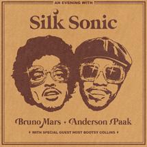 Silk Sonic Bruno Mars Anderson .Paak Leave The Door Open