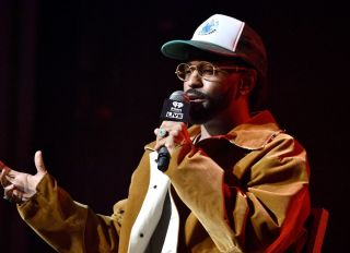 iHeartRadio LIVE And Verizon Bring You Big Sean In Harlem At The Apollo Theater On October 29, 2019