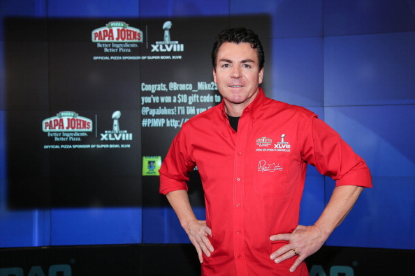 Papa John's International Rings the NASDAQ Opening Bell