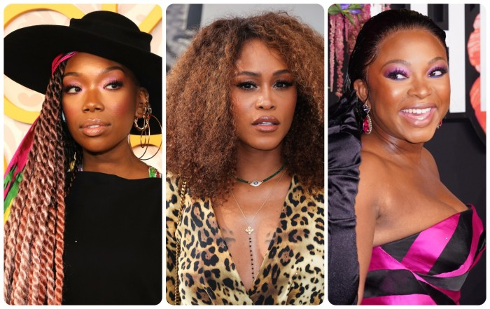 Brandy joins the 'Queens' cast alongside Eve and Naturi Naughton