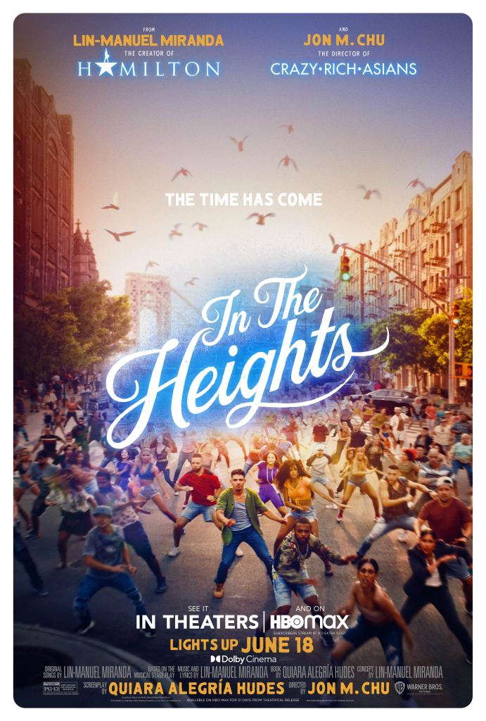 Gracias A Dios: The Trailer For Lin-Manuel Miranda's Long Awaited 'In The Heights' Has Arrived And We Couldn't Be Happier [VIDEO]