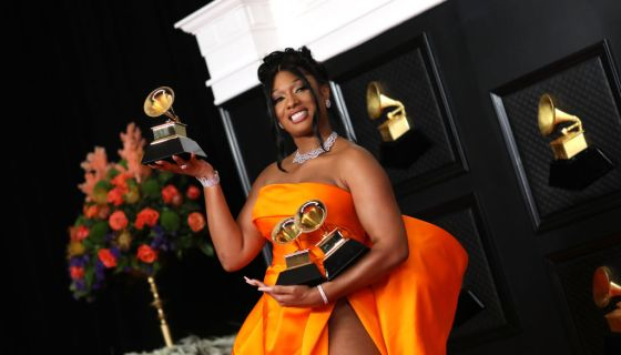 Megan Thee Stallion Speaks On Whether Or Not The GRAMMYs Are Rigged
