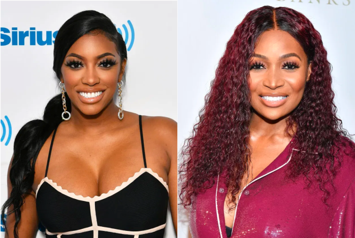 Porsha Williams & Marlo Hampton