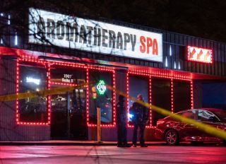 Atlanta Spa Shooting Spree