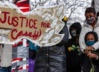 Casey Goodson Protest