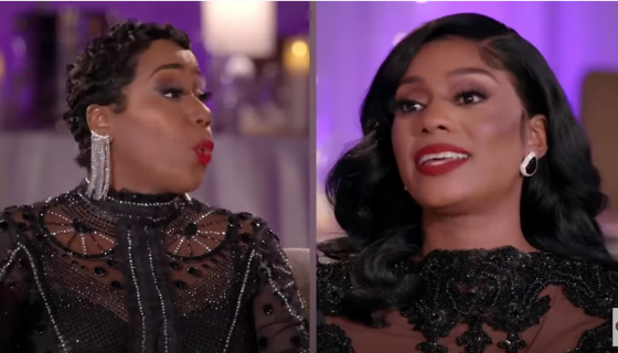 """""""Belle Collective"""" Reunion Exclusive:  Marie and Latrice Still Aren't Over """"Bundle Gate"""" [VIDEO]"""