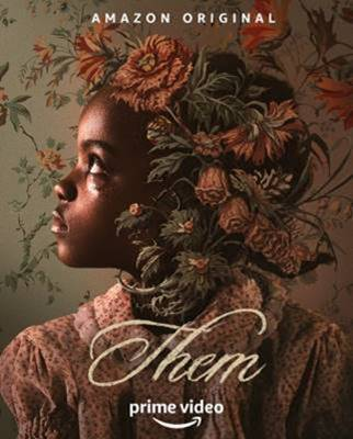 "Posters for Amazon Studios show ""Them"""