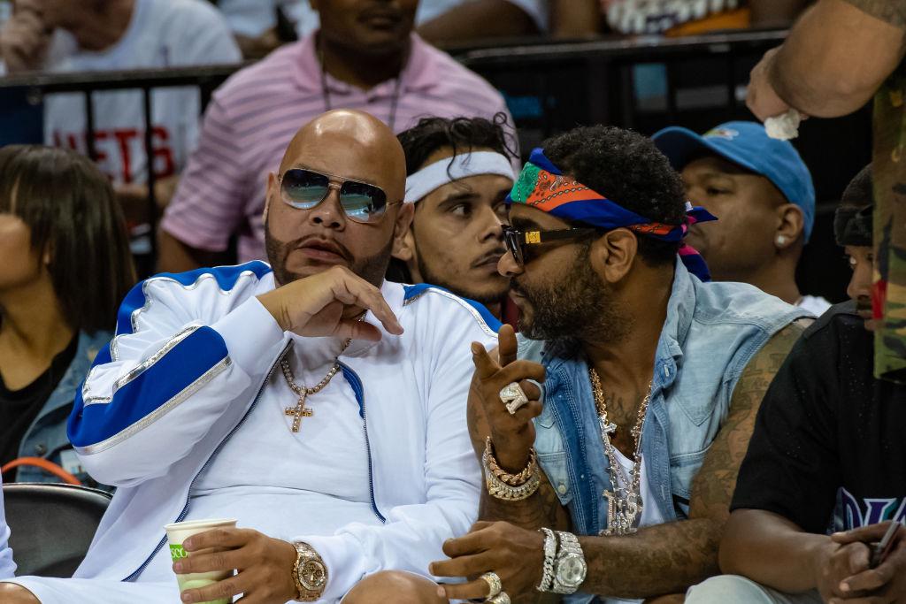 BASKETBALL: JUL 14 Big3 Basketball Brooklyn