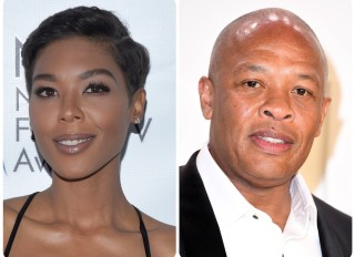 Moniece Slaughter speaks on alleged Dr. Dre threats