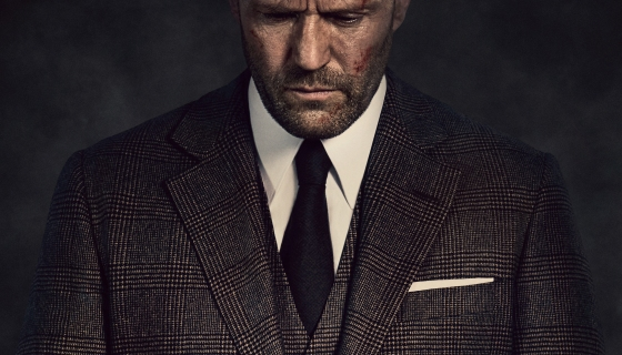 """#BOSSIPExclusive: Jason Statham Talks """"Wrath Of Man,"""" Reuniting With Guy Ritchie, Doing Terrible Things To Post…"""