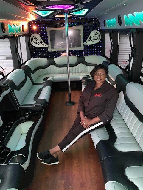Lenesia Cooper + Gogo Party Bus