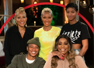 Niecy Nash & Jessica Betts On Red Table Talk